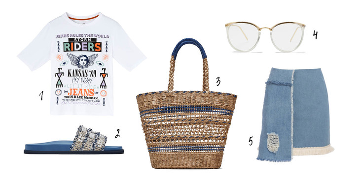 Фото №3 - Говорим и показываем: Как носить главный летний must-have?
