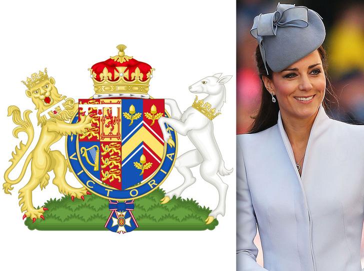Фото №6 - Певчая птица, которую «задушила» Корона: как герб герцогини Меган оказался пророческим