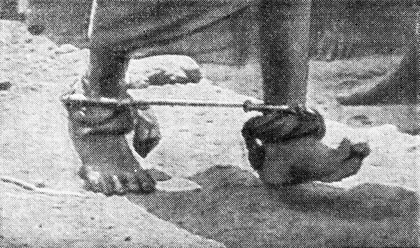 Фото №1 - Люди в оковах
