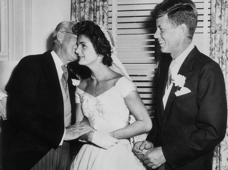 Фото №4 - Свадьба Джона и Жаклин Кеннеди: 9 несказочных фактов