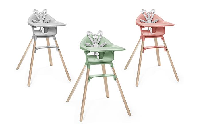 Фото №1 - Детский стульчик в норвежском стиле