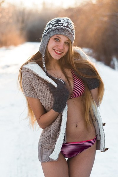 Фото №3 - Снежные красавицы Омска