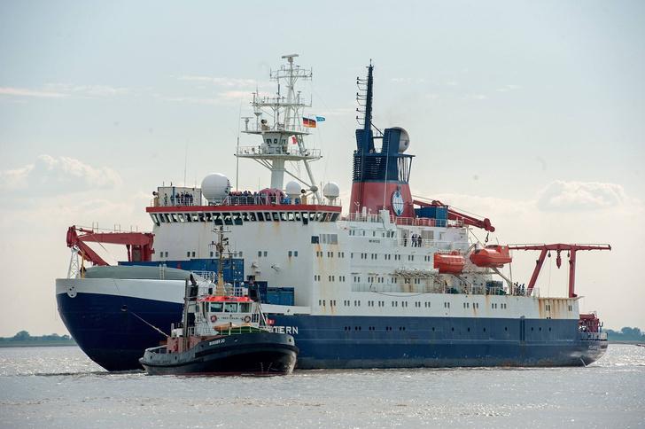 Фото №1 - В Арктике обнаружено рекордное количество микропластика