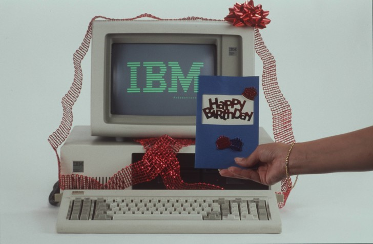 Фото №1 - «Первый массовый компьютер»: 40 лет IBM PC