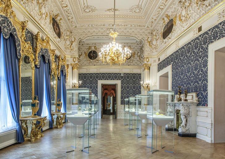 Фото №9 - Эрмитаж вошел в тройку лучших музеев мира