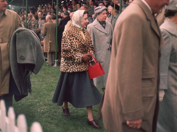 Фото №4 - Стиль принцессы Маргарет: главные модные уроки от сестры Елизаветы II