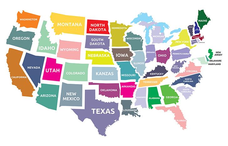 Фото №1 - Определены самые популярные профессии в разных штатах США