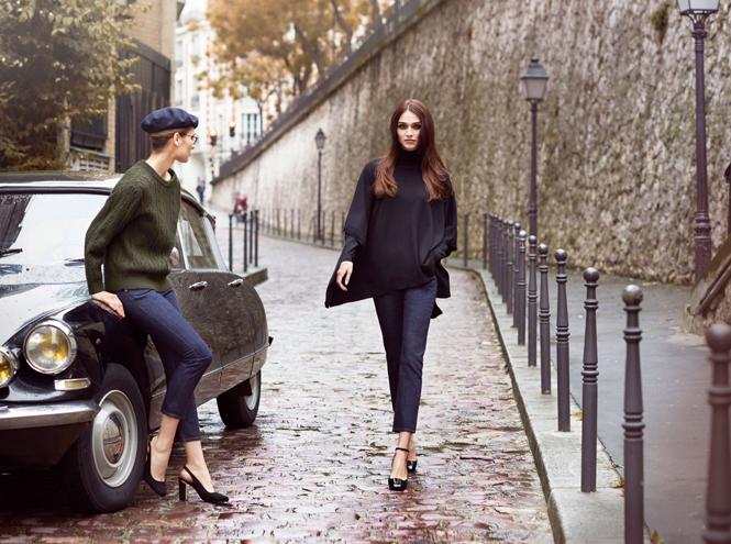 Фото №1 - Да здравствуют 70-е: новая коллекция Uniqlo и Инес де ля Фрессанж