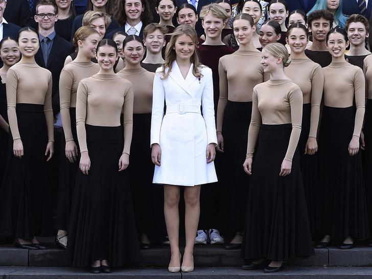 Фото №8 - Отличница Елизавета: почему будущая королева Бельгии— идеал современной принцессы