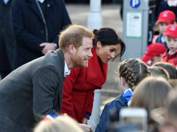 Фото №1 - Почему принц Гарри будет «альфа-отцом»: наблюдения эксперта по языку тела
