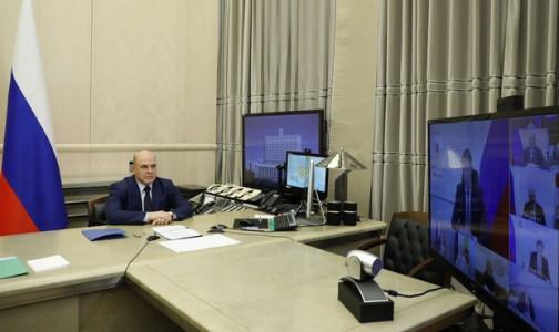 Фото №1 - Как единый организм. Глава правительства РФ поручил подготовить алгоритм  взаимодействия ведомств на случай распространения опасных инфекций