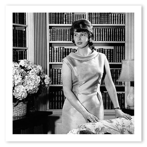 Фото №4 - Британская Катрин Денев: принцесса Анна, какой вы ее не знали