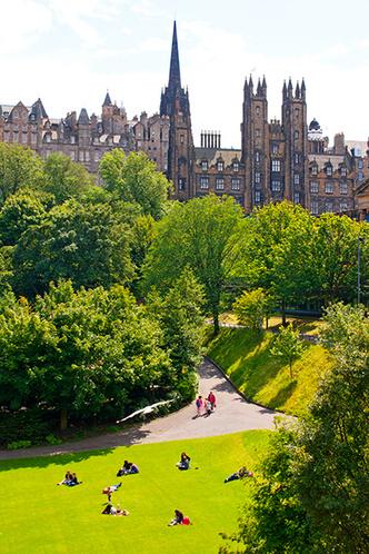 Фото №2 - Путешествие в Шотландию: прогулки в исторических декорациях