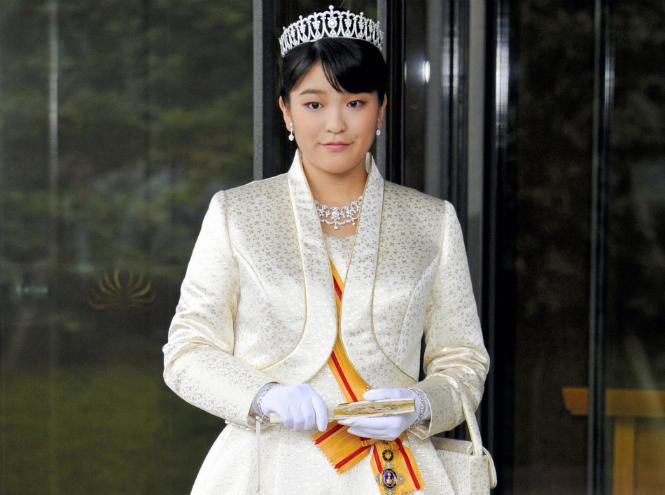 Фото №1 - Японской принцессе Мако поручили ответственную миссию