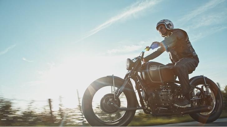 Фото №5 - Ирбитский блюз: история легендарного советского мотоцикла «Урал»