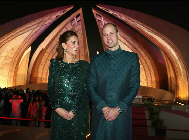 Фото №1 - Принц Уильям нарушил «кодекс джентльмена» во время пакистанского тура