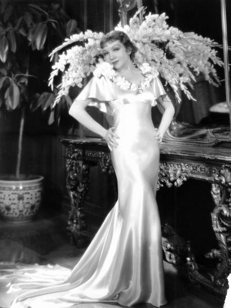 Из фильма «Это случилось однажды ночью», 1934 год.