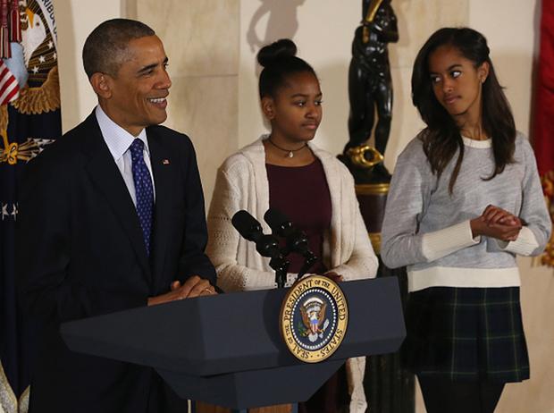 Фото №14 - Детки из золотой клетки: что стало с Малией и Сашей Обама