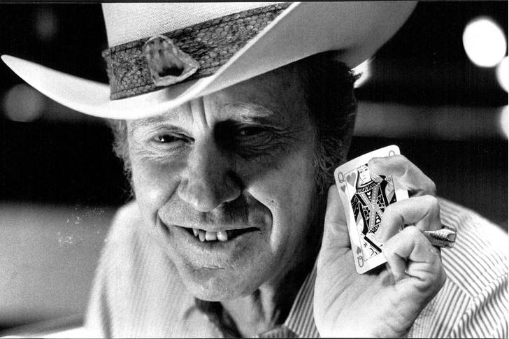 Фото №2 - 5 самых одиозных пари знаменитого авантюриста из Лас-Вегаса Амарилло Слима