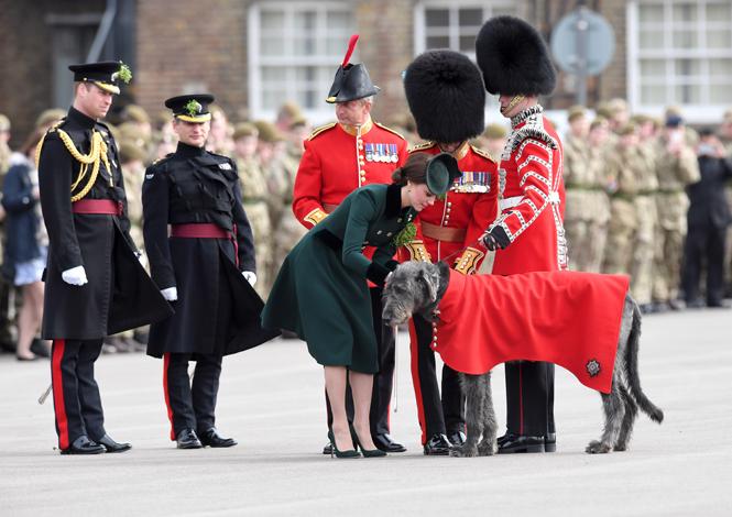 Фото №10 - Не дождетесь: герцогиня Кембриджская в отличном настроении