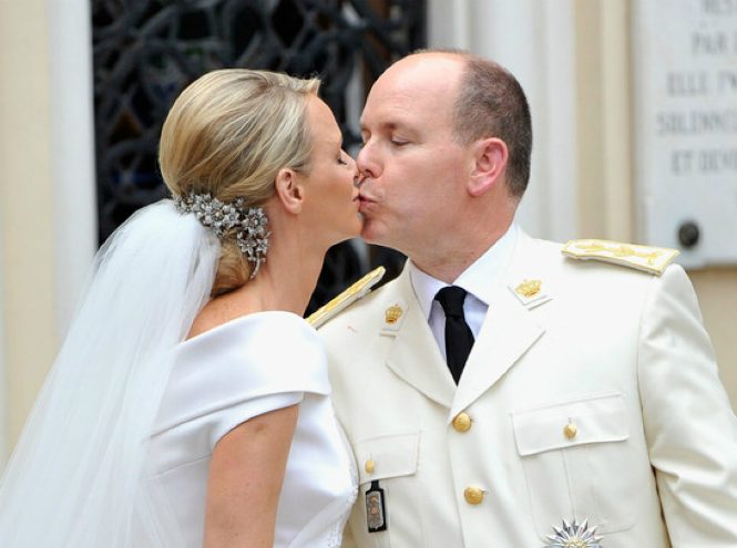 Фото №18 - Счастливы вместе: князь Альбер и княгиня Шарлен