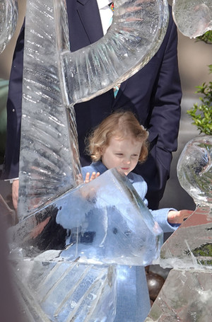 Фото №27 - Принц Жак и принцесса Габриэлла: четвертый год в фотографиях