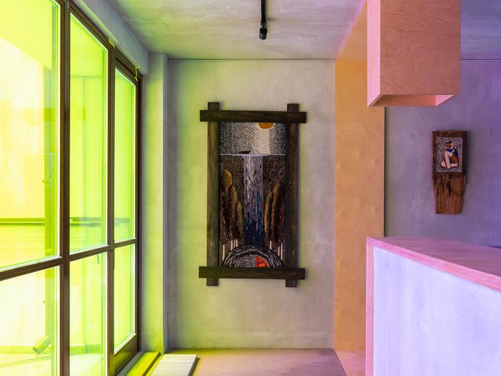 Фото №5 - Экспозиция шпалер и гобеленов в «Ателье ковров Евгения Шутко»