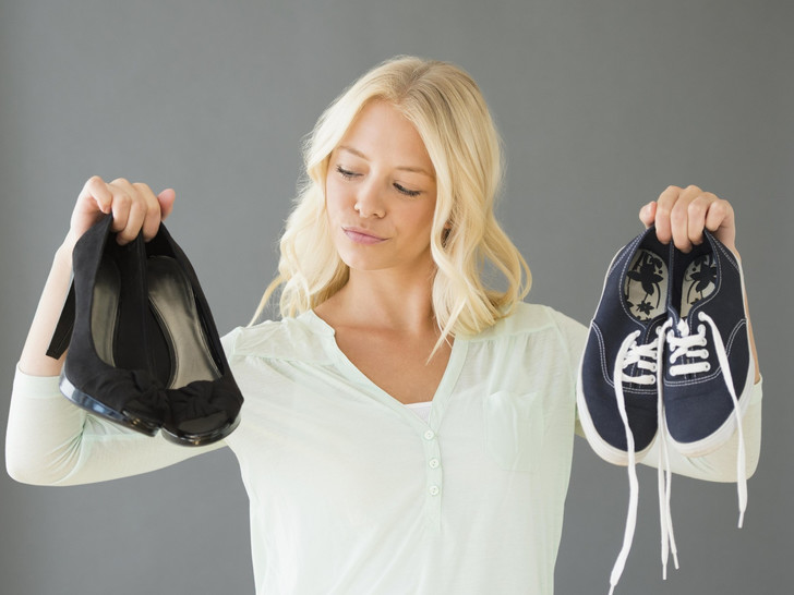 Фото №4 - На высоте: как научиться красиво ходить на каблуках