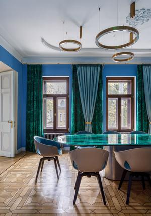 Фото №3 - Офис юридической фирмы в особняке XIX века в Москве