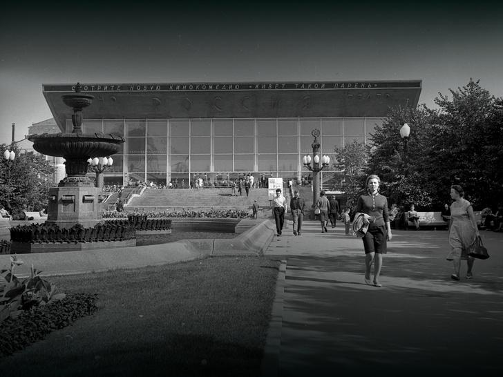 Фото №1 - Ночь кино в Музее Москвы