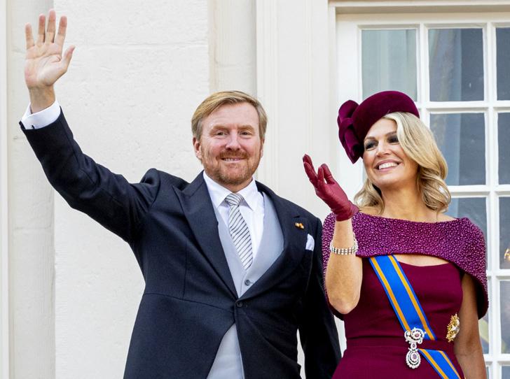 Фото №1 - Король Виллем-Александр выступил в Парламенте в День принца