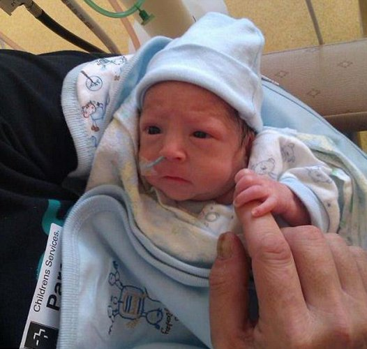 Фото №1 - Ребенок ожил спустя 25 минут после рождения