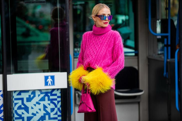 Фото №1 - Может ли одежда ярких цветов сделать вас счастливее