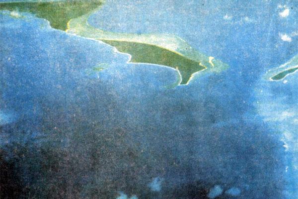 Фото №1 - Далекие закаты Океании