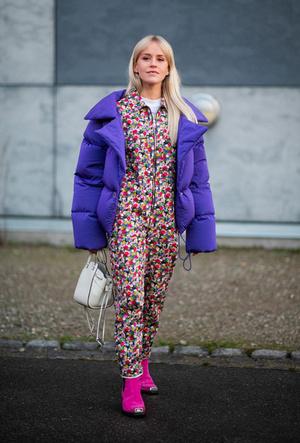 Фото №10 - Как носить цветочный принт: 6 модных идей на каждый день