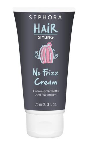 Разглаживающий крем для волос No Frizz Cream от Sephora