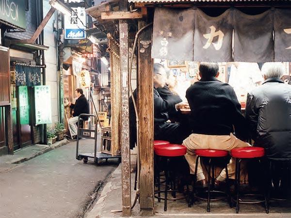 Фото №1 - Япония: самый красивый фастфуд в мире