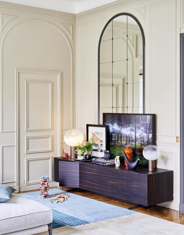 Фото №5 - Дом в предместье Парижа для семьи с тремя детьми