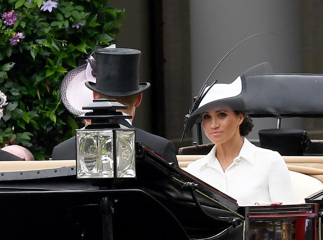 Фото №10 - Меган или Кейт: у кого первый год в королевской семье окажется легче (в итоге)