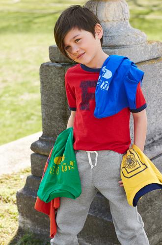 Фото №12 - В школу в поло: детский лукбук осенней коллекции Polo Ralph Lauren