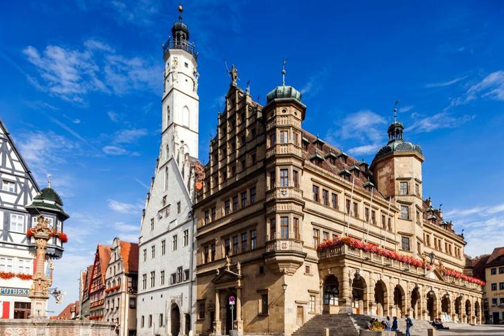 Фото №1 - Назад в прошлое: 7 сохранившихся средневековых городов