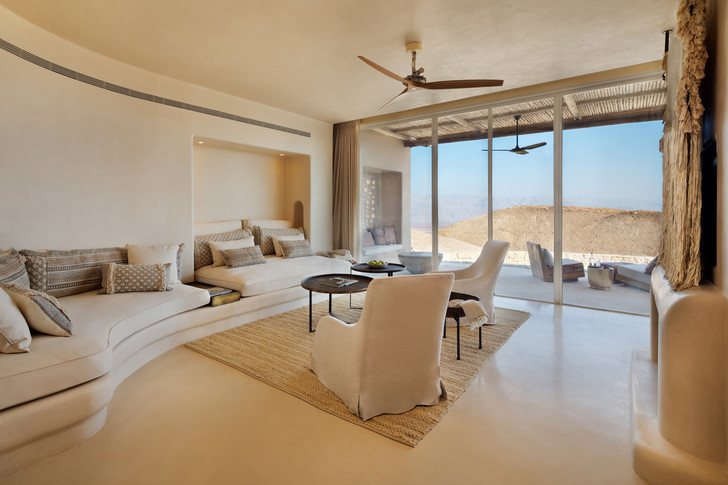 Фото №7 - Песчаный замок: отель в пустыне Негев