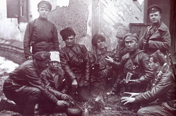 Фото №4 - Красно-белые песни Гражданской войны
