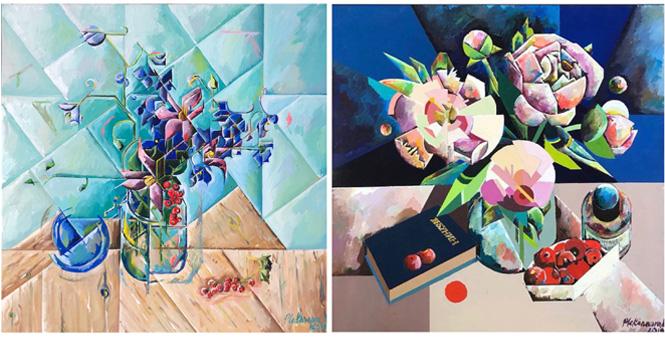 Фото №5 - Катерина Плеханова: «Я всегда хотела выйти за рамки академической живописи»