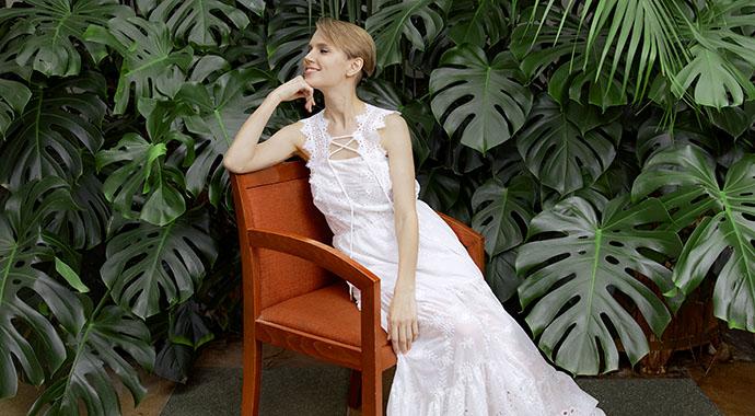 Дарья Мельникова: «Я мечтаю обрести равновесие»