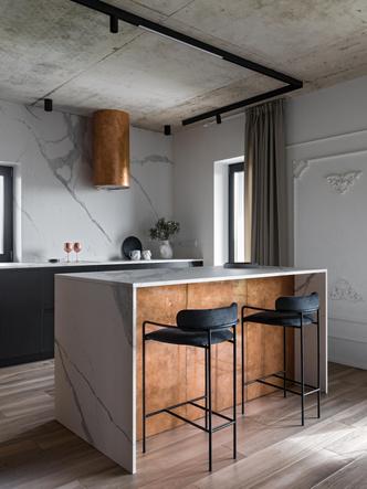 Фото №2 - Дом основателей дизайн-студии VAE в Беларуси