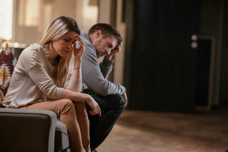 Фото №1 - Психолог назвал брак природным стрессом