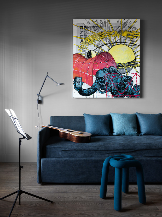 Фото №17 - Квартира 140 м² на Плющихе по проекту Tatiana Alenina design bureau