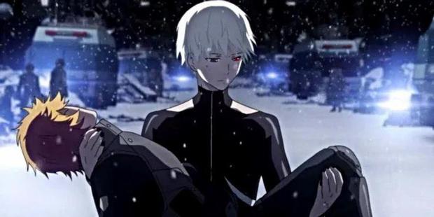 Фото №2 - 7 аниме, концовки которых заставили мозг фанатов взорваться 🤯