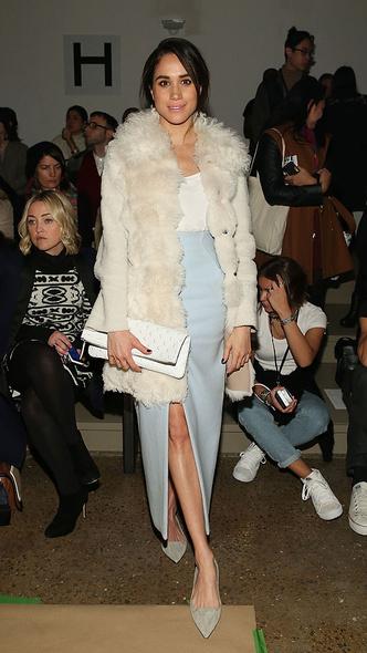 Фото №8 - Неидеальная Меган: модные провалы герцогини Сассекской